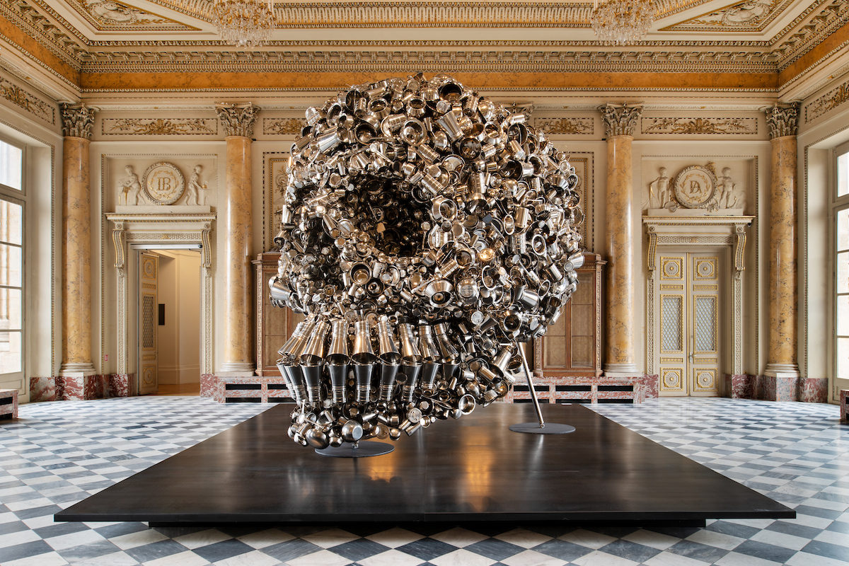 Subodh GUPTA : Very Hungry God, Pinault Collection